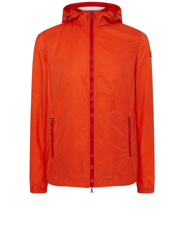 f29c4a42bb Lightweight Rain Jacket in Orange