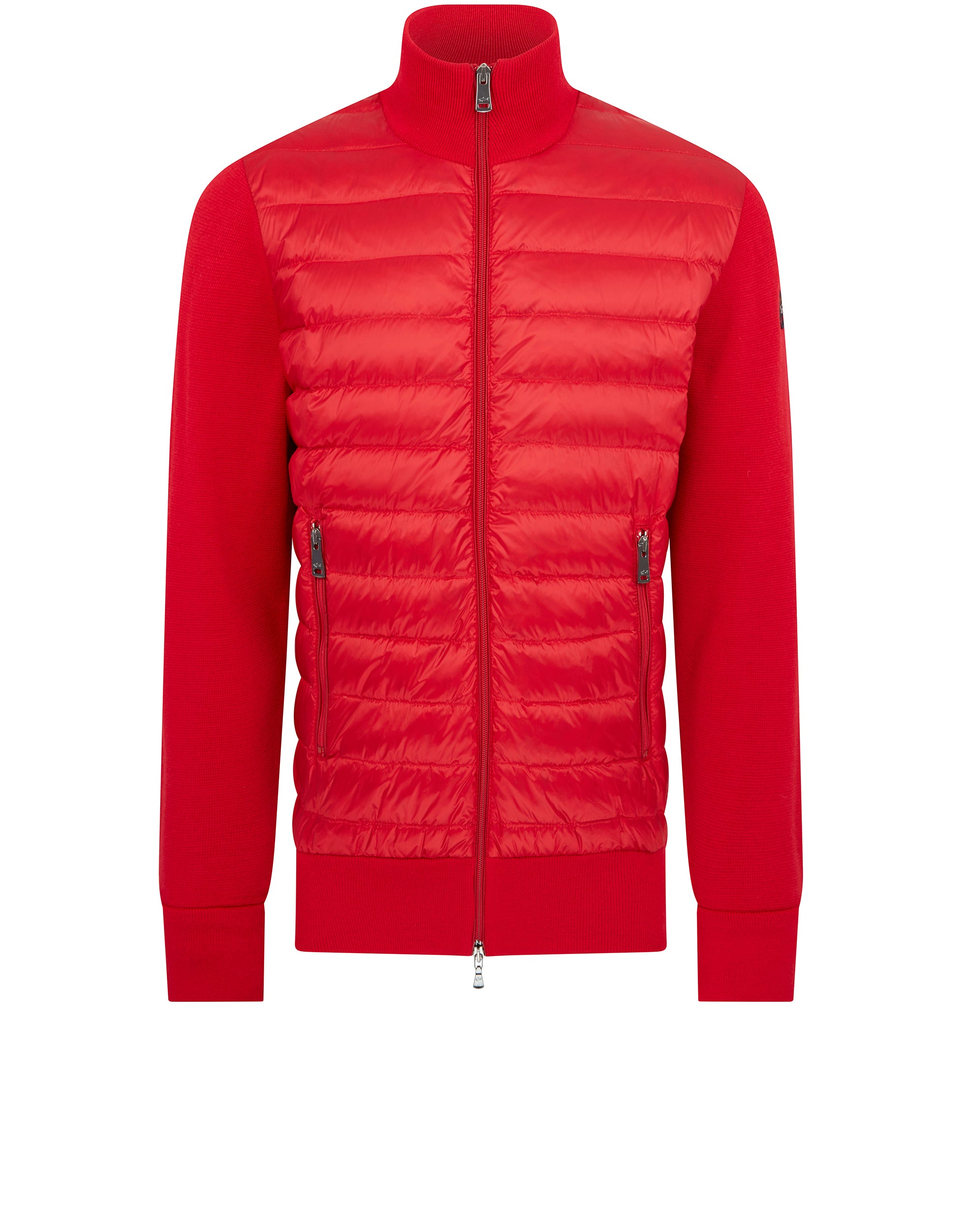 Mixed Down Watershed Jacket in Red - L / Red / 61101110 - IT