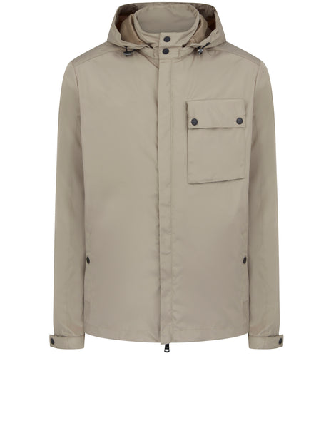 Typhoon Save The Sea Medium Jacket in Beige