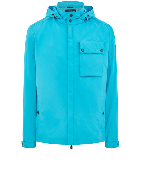 Typhoon Save The Sea Medium Jacket in Blue
