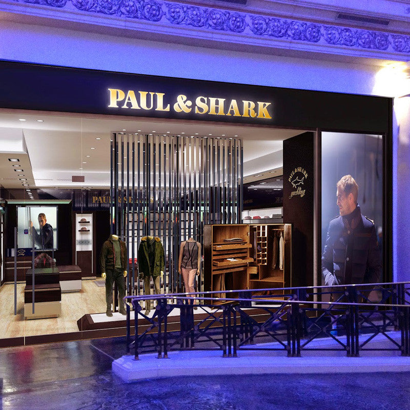 1e8a19a584 Paul & Shark - The Brand - AN INTERNATIONAL BRAND