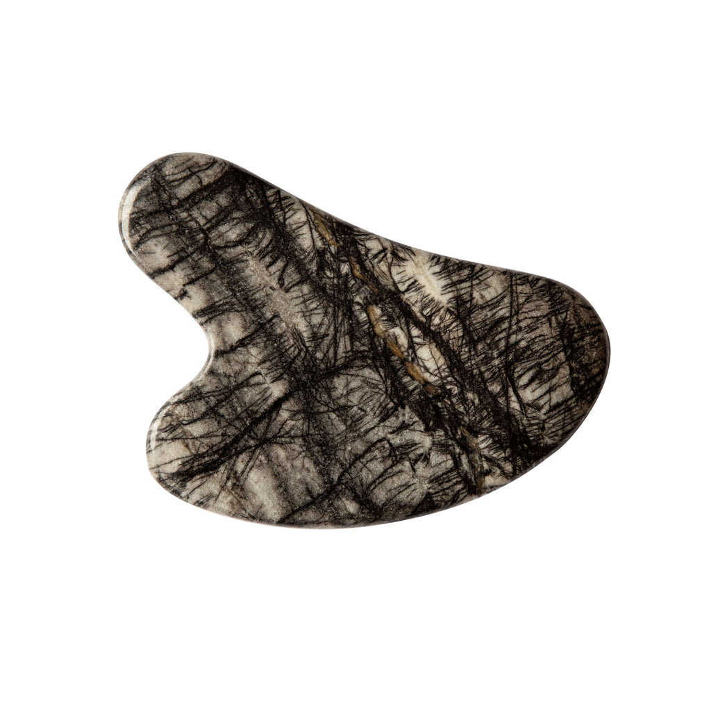 Gua Sha Heart - Net Stone - A PURE MIND