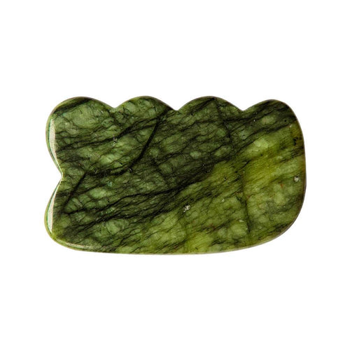 Gua Sha Wave - Jade - A PURE MIND