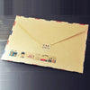 Personalized Kraft Envelope Stickers - x 100pcs!