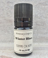 """Winter Blues"" Essential Oil Blend"