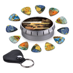 Van Gogh guitar picks set