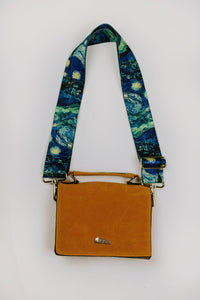 Starry Night Handbag Purse Strap