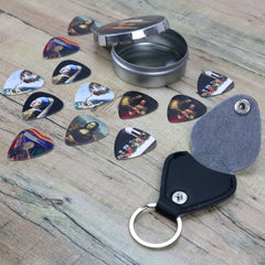 Renaissance Guitar Picks  Features The 6 Most Famous Art Works. - Art Tribute