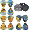 Van Gogh Guitar Picks - 12 Set