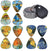 Van Gogh Guitar Picks - 12 Set - Art Tributes