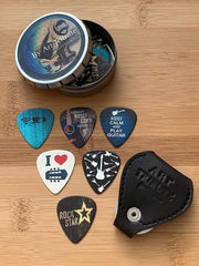 Cool Renaissance Art Guitar Picks set