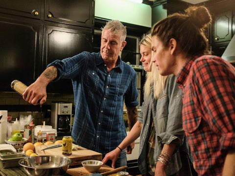 Little Harpeth Brewing Anthony Bourdain Alison Matthew Mosshart Parts Unknown CNN