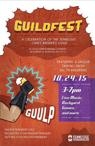 Little Harpeth Brewing Guildfest 2015