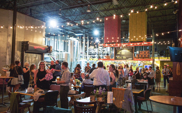 Little Harpeth Brewing Nashville Craft Lager Taproom Special Private Events Space