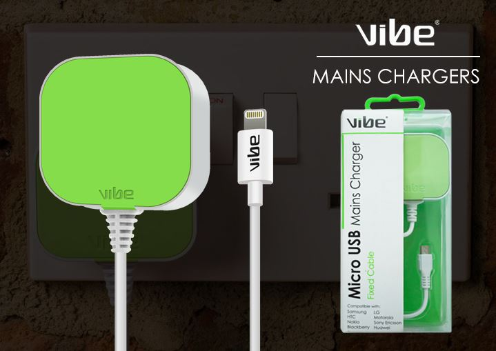 mains wall charger