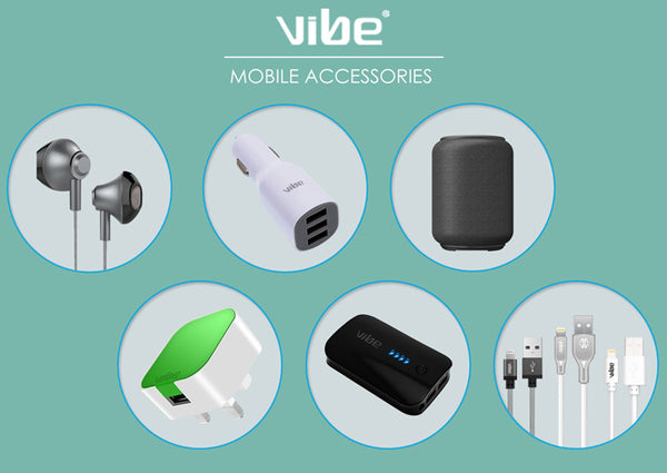 Vibe Mobile Phone Accessories in UK
