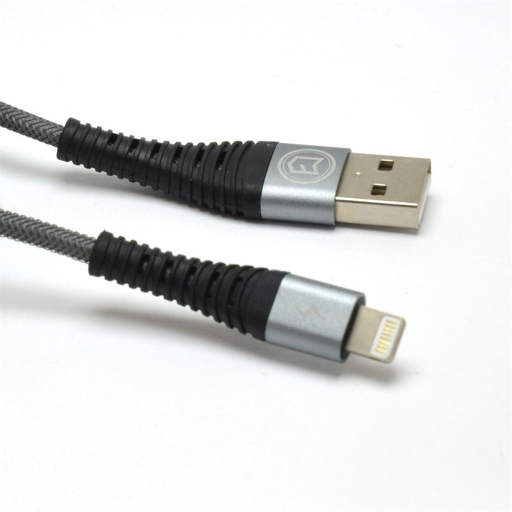 C3 Braided Cable - Grey