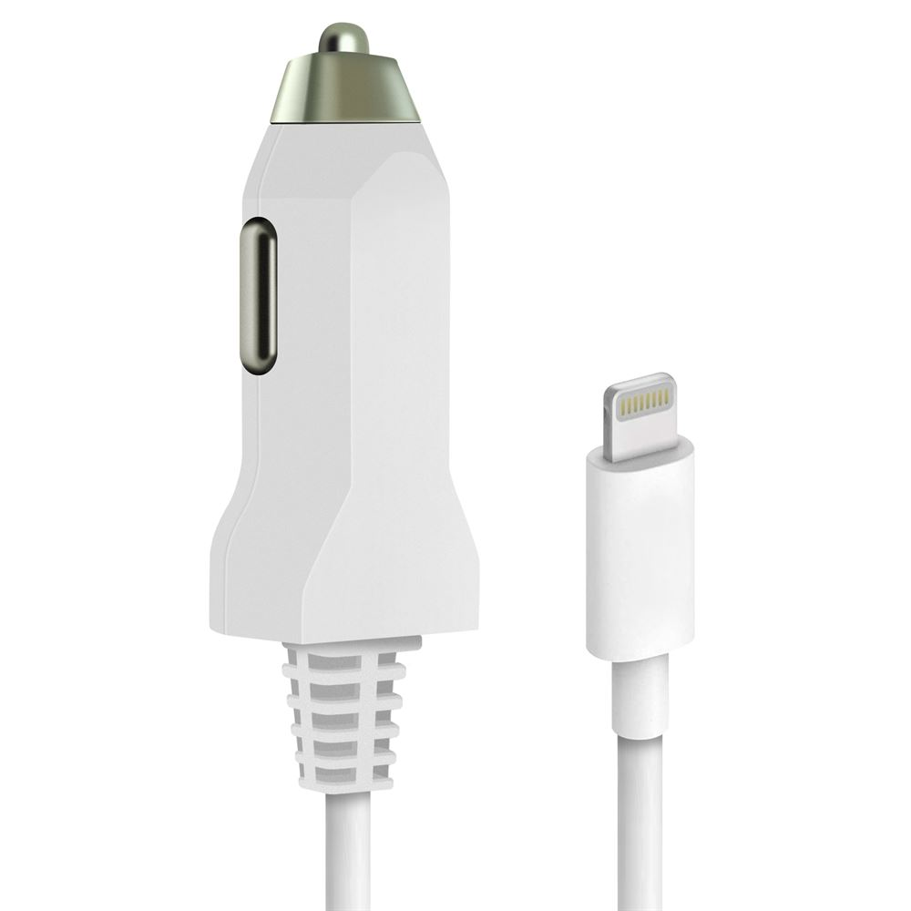 Vibe C4 Lightning Car Charger, Electronics by Vibe Centre