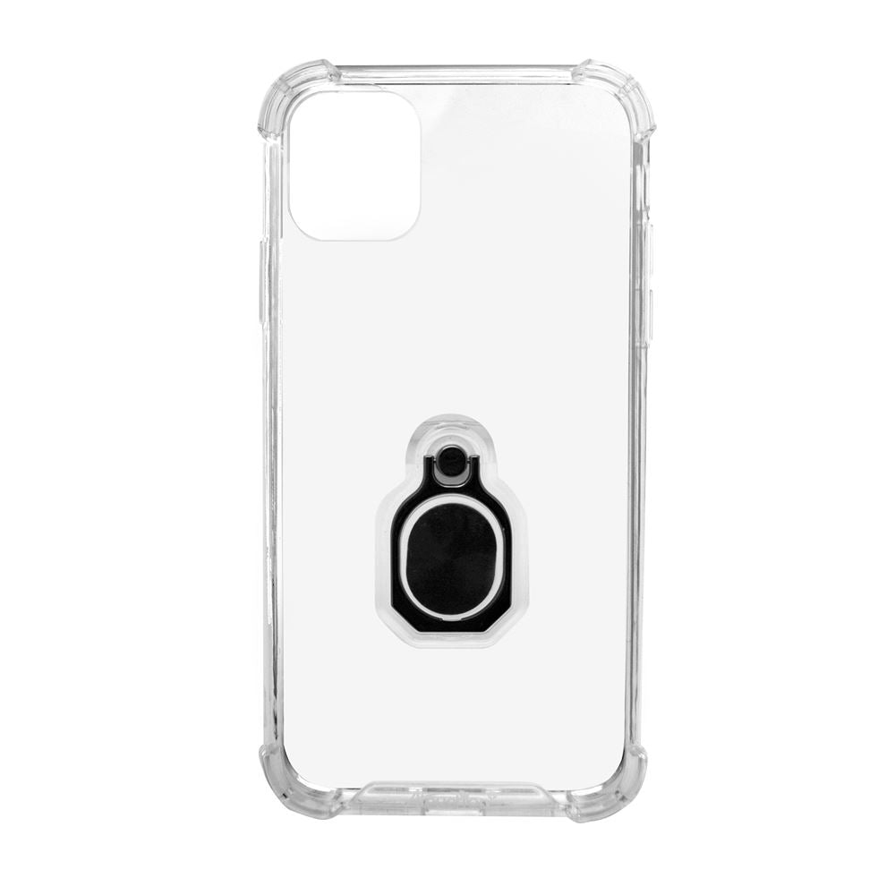 Vibe Quality Flexible Transparent Gorilla Ring Case for Smartphones by  Vibe Centre