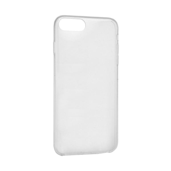 Vibe Premium iPhones Transparent Hard Back TPU Skins Case