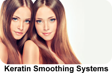 Keratin Smoothing Systems