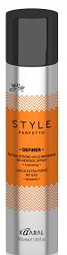 Definer Extra Strong Hold Working Non Aerosol Spray