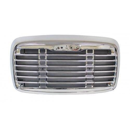 Freightliner Columbia Chrome Grille w/ Bugscreen OEM A17-13590-001 A17-15251-003
