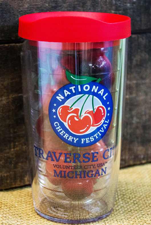 National Cherry Festival Tervis 16oz Tumbler