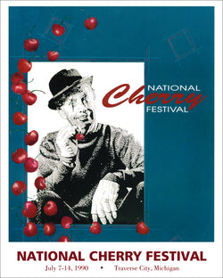 1990 National Cherry Festival Print
