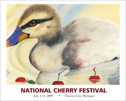 2009 National Cherry Festival Print
