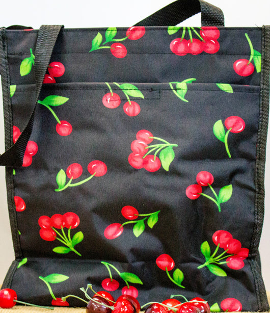 Black Cherry Tote Bag