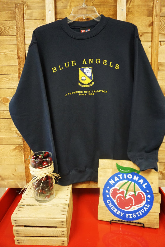 U.S. Navy Blue Angels Crewneck Sweatshirt