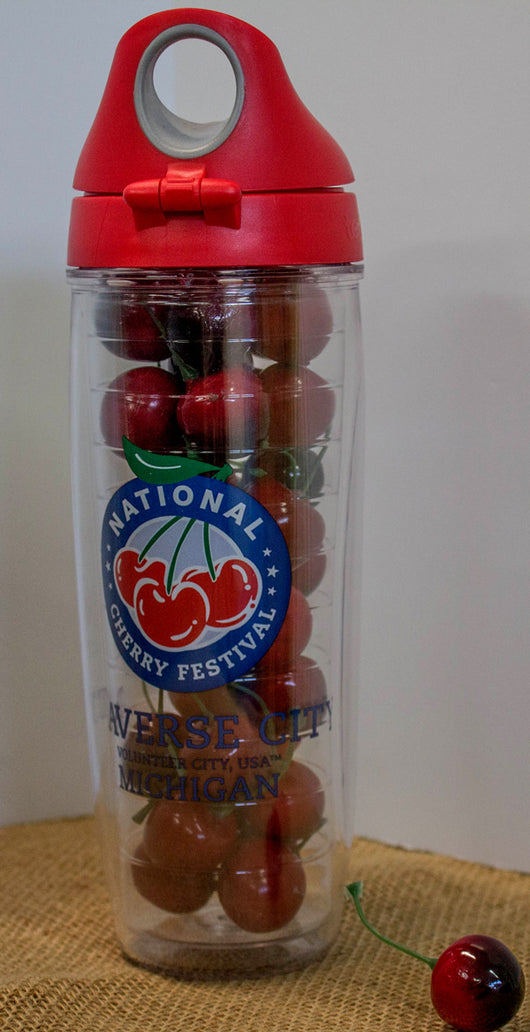National Cherry Festival Tervis 24oz Tumbler