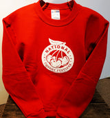 National Cherry Festival Logo Youth Crew Sweatshirt