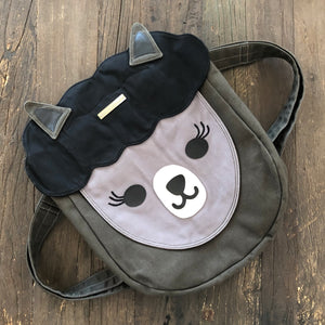 Little Odd Forest Alpaca Backpack