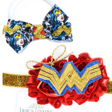 ~*Super Sweetie*~ Superhero Headband or Clip