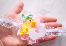 ~*Easter Chickie*~ Spring Headband or Clip