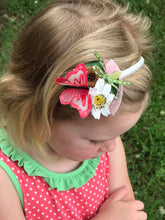 ~*Good to Go*~ Floral Headband Crown