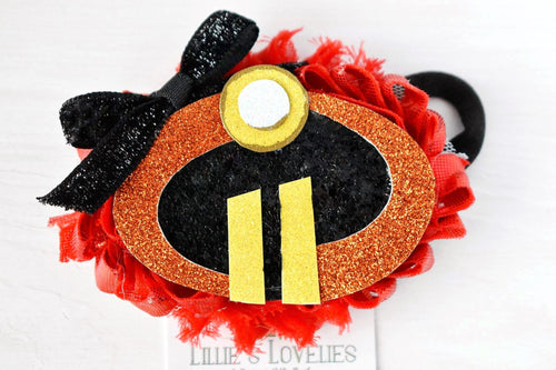 ~*Incredibles*~ Superhero Headband or Clip