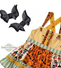 ~*Bat Wing Beauty*~ Halloween Headband Or Clip Set