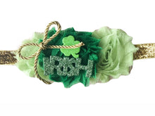 ~*Irish Lassie*~ St. Patrick's Day Headband or Clip