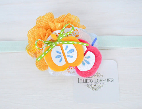 ~*Sweet & Smart*~ Made to Match Matilda Jane Headband or Clips