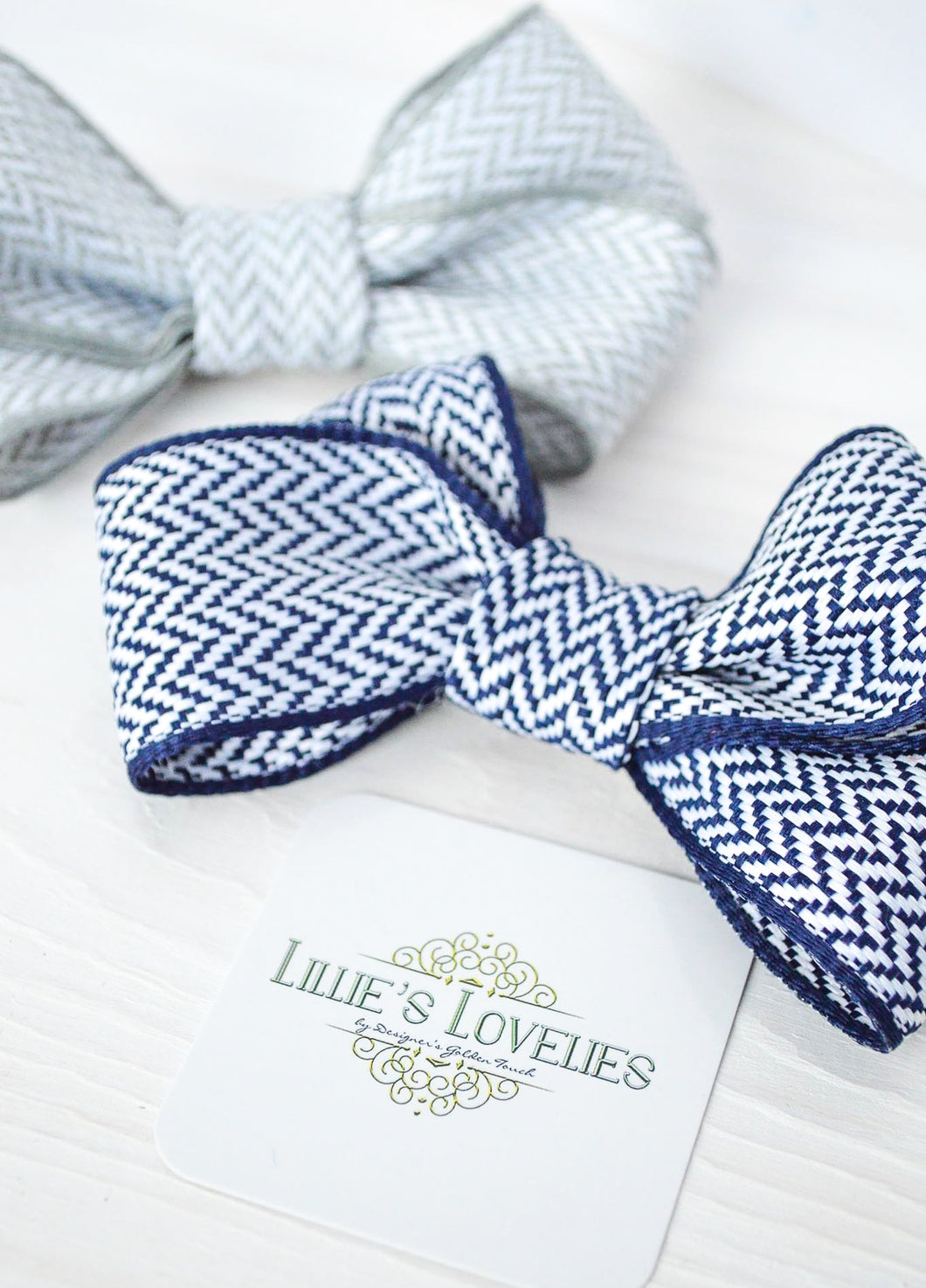 ~*Classic Navy*~ Fall and Winter Headbands or Clip