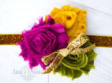 ~*Mulberry Spice*~ Fall Headband Or Clip
