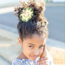 ~*Sunny Days*~ Hand-painted Headband or Clip