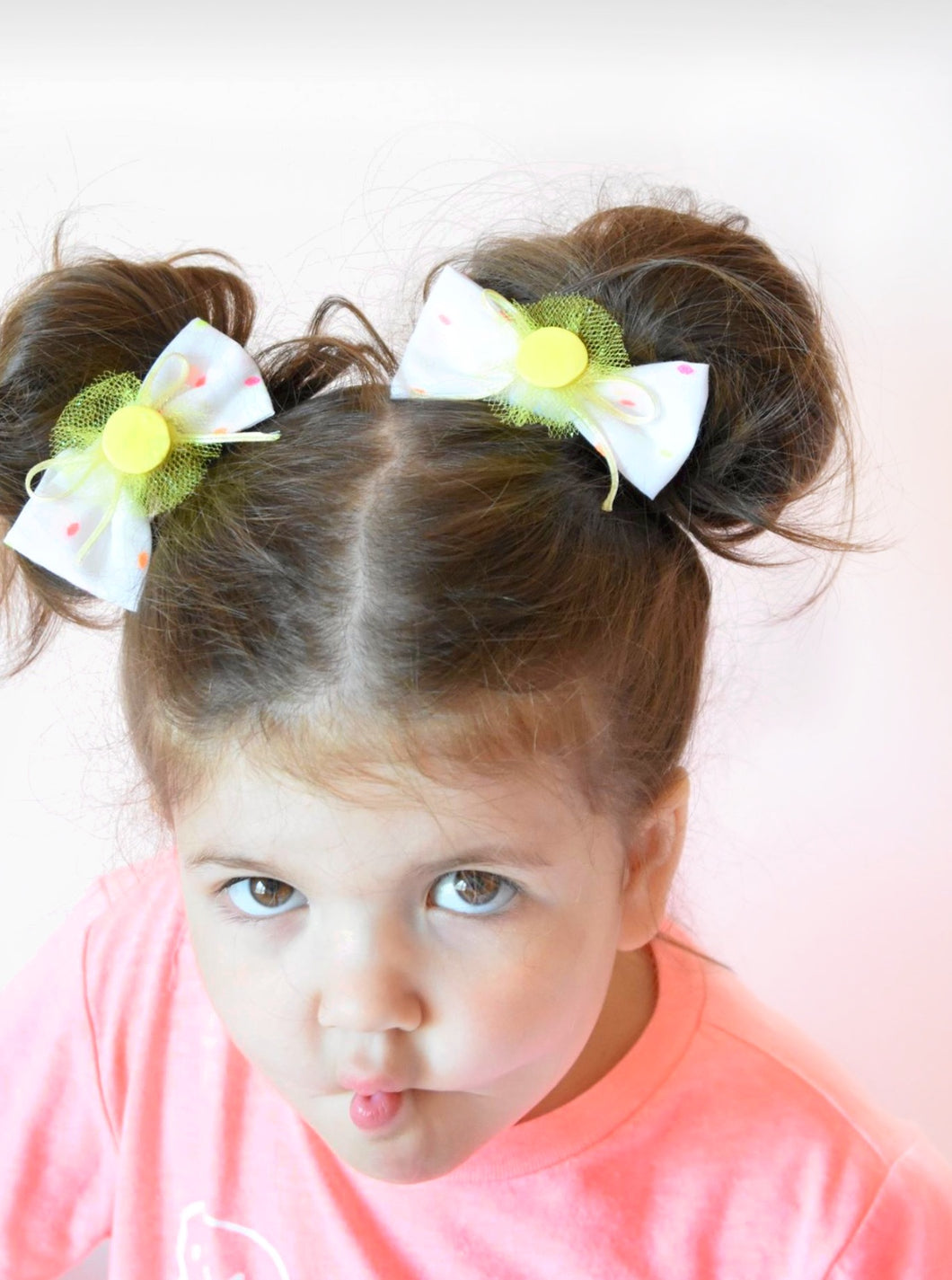 ~*Little Miss Sunshine*~ Pigtails Set