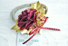 ~*Mulberry Bouquet*~ Fall Headband Or Clip