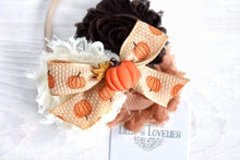 ~*Pumpkin Patch*~ Headband or Clip