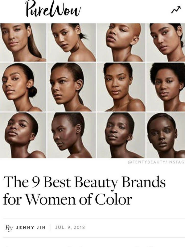 The 9 Best Beauty Brands for Women of Color