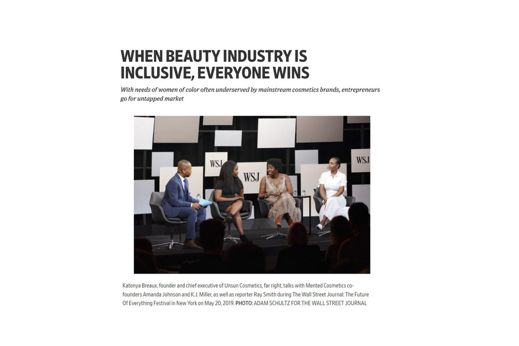 When Beauty Industry Is Inclusive, Everyone Wins – Mented